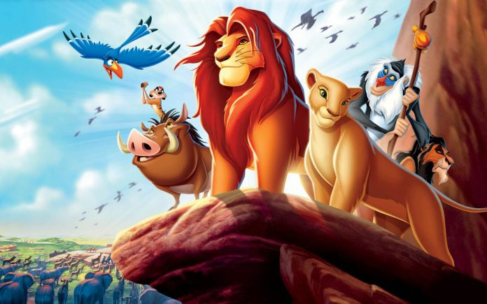 new lion king movie