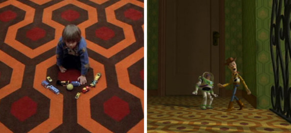 the shining in toy story