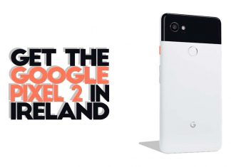 get the google pixel 2 in ireland