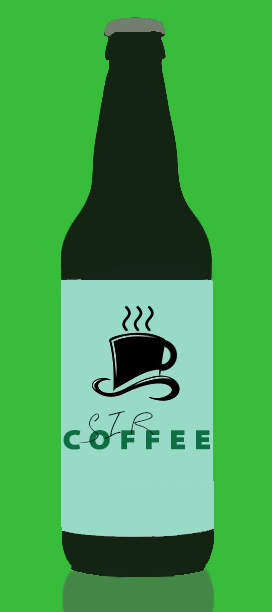 Sir Coffee craft beers AI generated beer name with neural networks