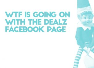 dealz ireland facebook page