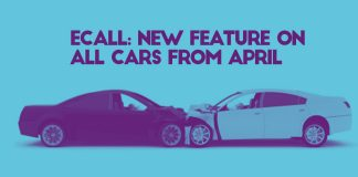 ecall to feature on all cars