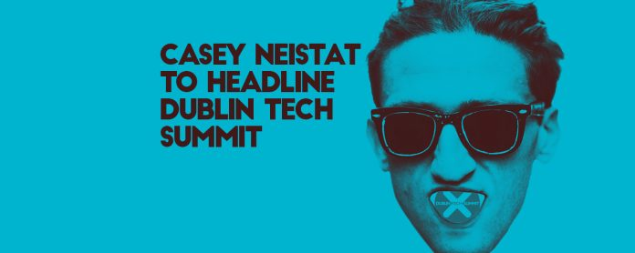 casey neistat dublin tech summit headline speaker for top dublin tech events 2018