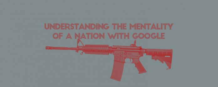 understanding the mentality of a nation with google