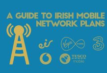 irelands best mobile network