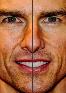 tom cruise middle tooth