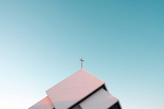 a church cross