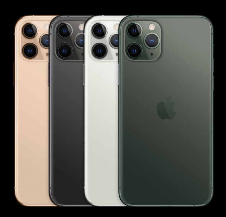 iPhone 11 pro colours