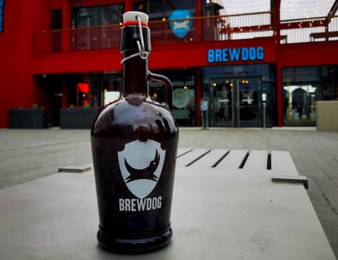 brewdog growler