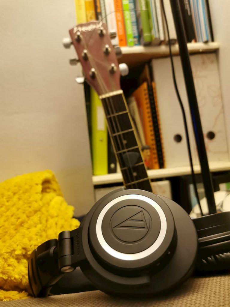 ATH-M50xBT headphones