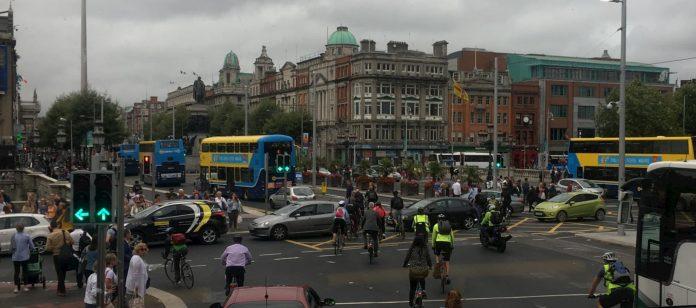 dublin city congestion