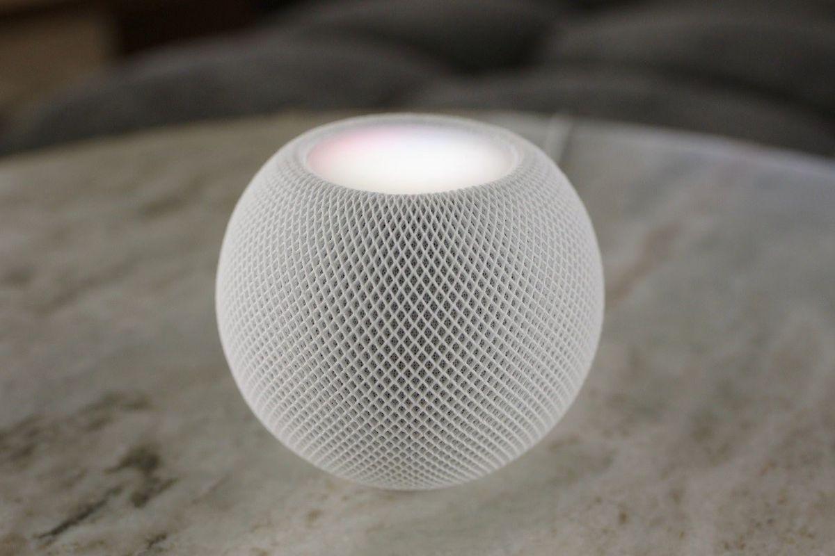 Apple Announces New HomePod Mini Smart Speaker For US$99