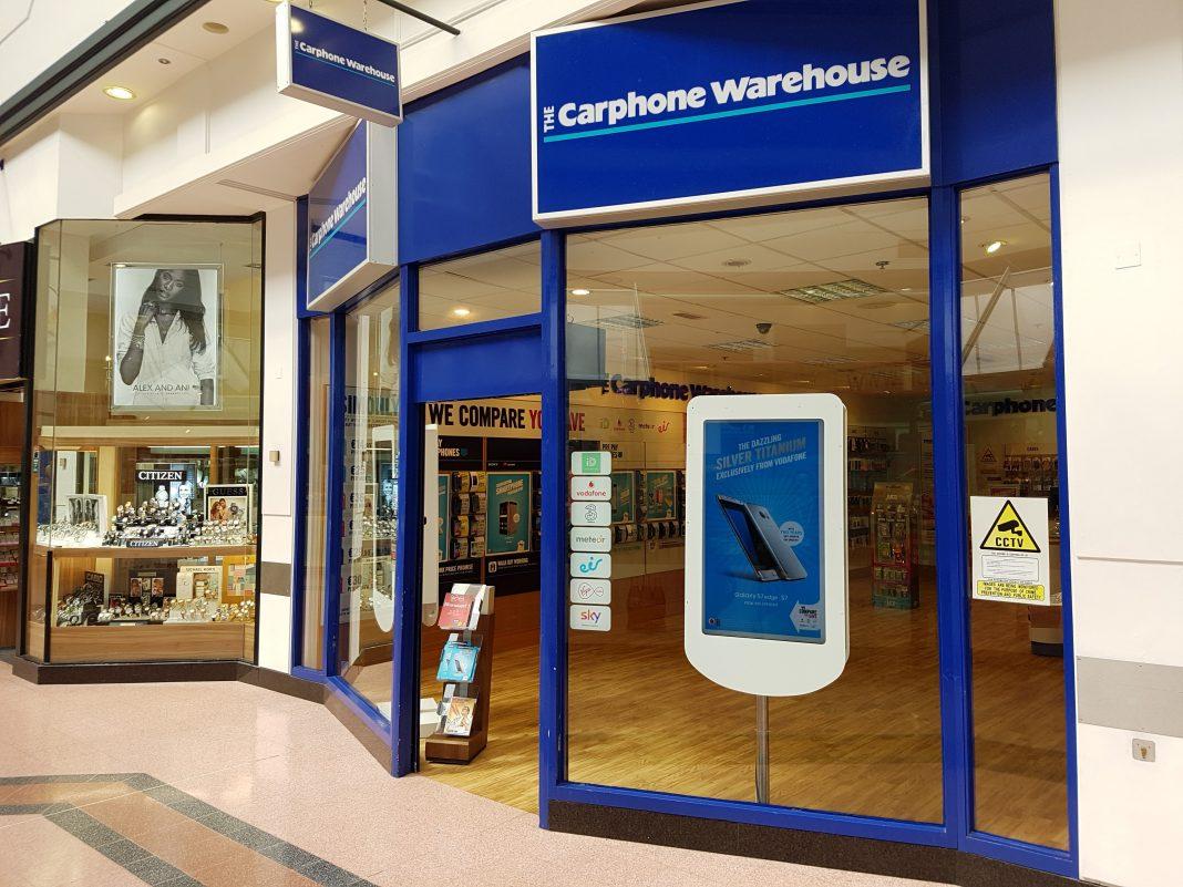 Carphone Warehouse omni